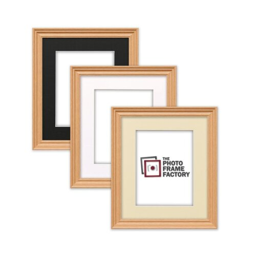 Picture Frames Swept Style Photo Frames Poster Frames With Multicolored Mounts
