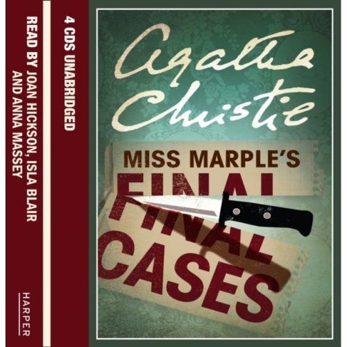 Miss Marple's Final Cases: Complete & Unabridged (Audio CD)