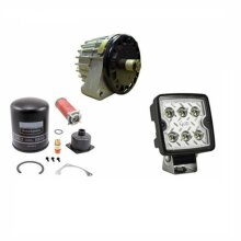 Spyder 9049927 Factory Style LED Headlights, Black