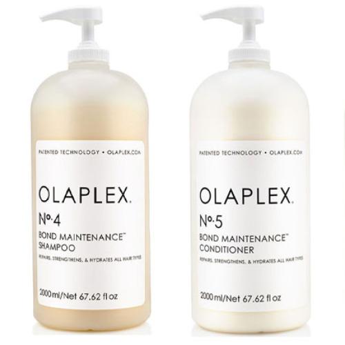 Olaplex No.4 Shampoo and No.5 Conditioner 2000ml