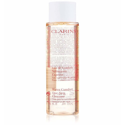 Cleansing Care by Clarins Water Comfort One-Step Cleanser with Peach Essential Water Normal/Dry Skin 200ml