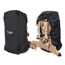 Large Capacity, Waterproof And Adjustable Backpack With Rain Cover (35-50L, 55-70L)