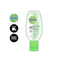 Dettol Antibacterial Hand Gel, Aloe Vera 50 ml