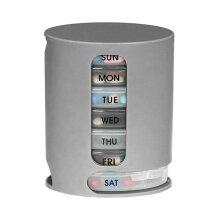 7-Day Compact Pill Organizer