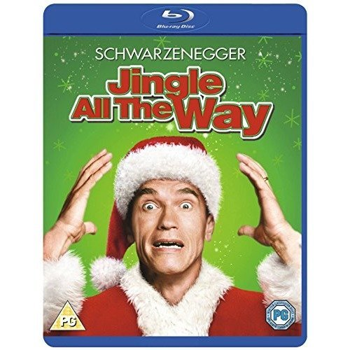 Jingle All The Way Blu-Ray [2013]