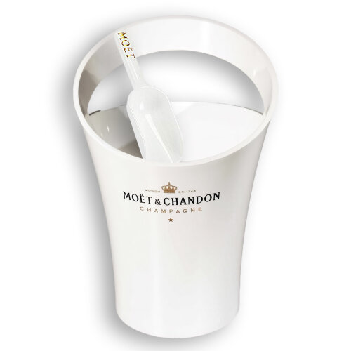 Moet & Chandon Ice Imperial Champagne Ice Bucket Cooler with Scoop