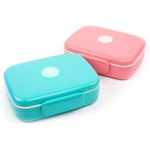 5-Compartment Leak-Proof Lunch Box Container
