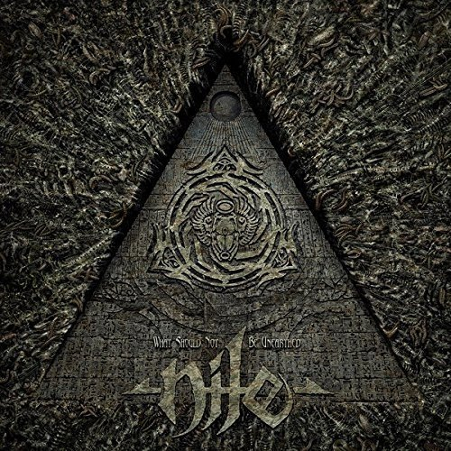 Nile - What Should Not Be Unearthed [CD]