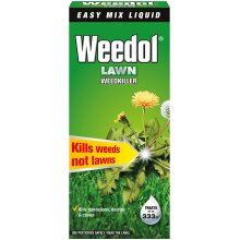 Weedol Concentrated Lawn Weedkiller 500ml Grass Weed Killer Water Additive