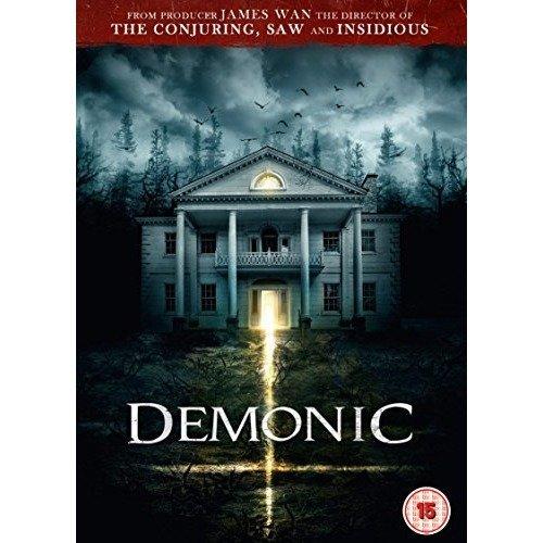 Demonic DVD [2015]
