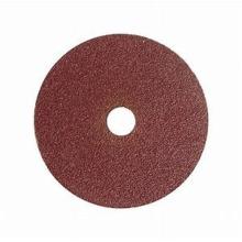 Neish Tools 100mm Fibre Sanding Disc 60 Grit Aluminium Oxide Pack of10