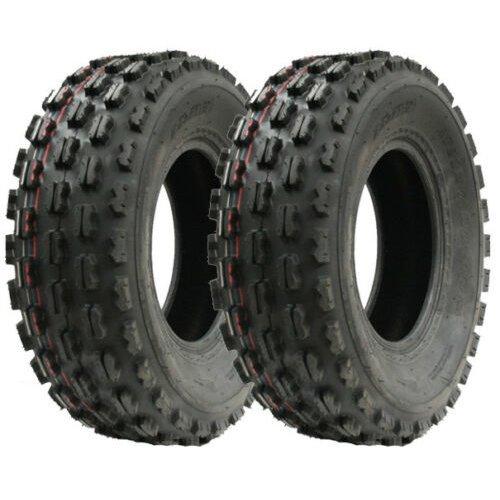 21x7.00-10 Slasher ATV quad tyres, Wanda Race, E marked tyre Set of 2