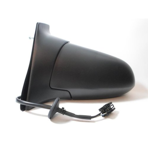 Vauxhall Zafira Mk1 1999-2005 Electric Black Wing Door Mirror Passenger Side N/s