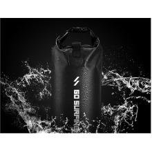 Dry Waterproof Backpack 5L PVC Beach Bucket Bag