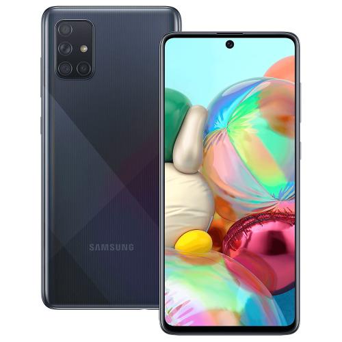 (Unlocked, Prism Crush Black) Samsung Galaxy A71 | 128GB | 6GB RAM