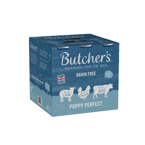 Butcher's Can Puppy Cij 18x400g