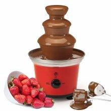 Global Gourmet Belgian Chocolate Fountain Fondue Set