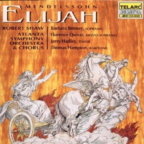 Robert Shaw - Mendelssohn: Elijah [CD]