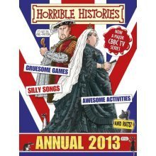 Horrible Histories Annual 2013 (Annuals 2013) - Used
