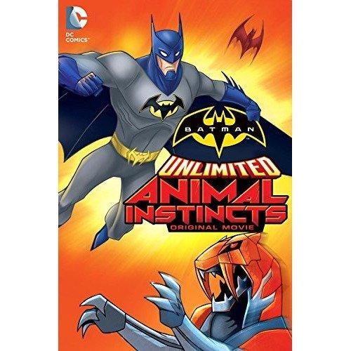 DC Batman Unlimited - Animal Instincts DVD [2015]