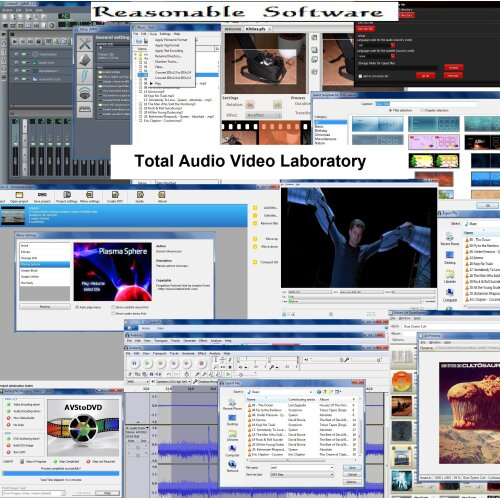 Audio Video Complete Utility kit edit convert publish anything