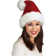 Santa Deluxe Fur Hat