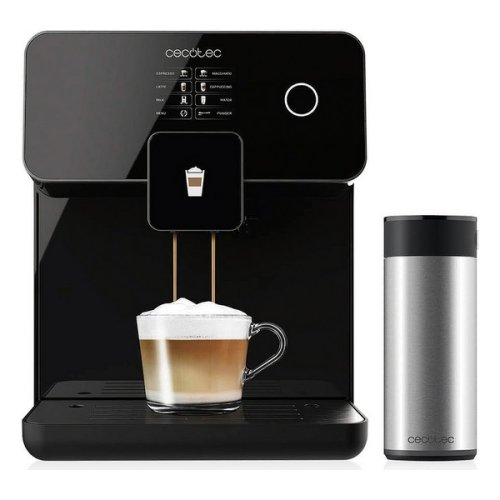 Cecotec Electric Coffee-maker Cecotec Power Matic-ccino 8000 Touch 1,7 L 1500W Black