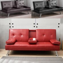 3 Seater Sofa Bed Sofas Bed Magazine Leather