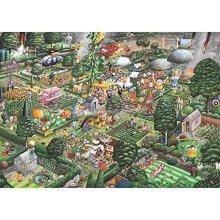 I Love Gardening (1000 Pieces)