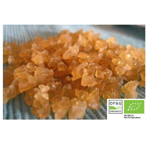 50g of Certified Organic Live Water Kefir Grains by Kombuchaorganic®