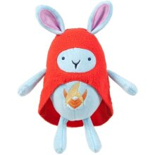 Bing Hoppity Voosh Soft Plush Children's Toy, Small Super-Soft and Cuddly Bunny
