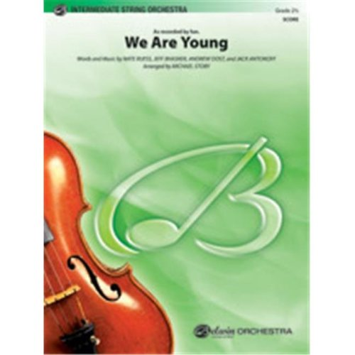 Alfred 00-41208 WE ARE YOUNG-PIS