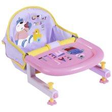 BABY born 828007 Table Feeding Chair, Multi