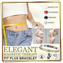 Elegant Magnetic Therapy Fit Plus Bracelet