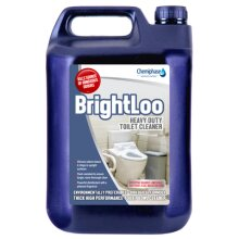 Brightloo - Toilet Bowl Cleaner 4 x 5 Litres (20L) | Chemiphase Ltd