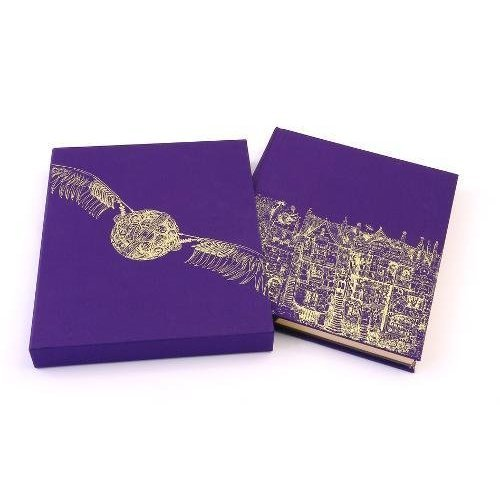 Harry Potter and the Philosopher's Stone: Deluxe Illustrated Slipcase