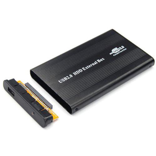 DIGIFLEX 2.5 IDE TO USB HDD HARD DISK DRIVE CADDY ENCLOSURE CASE