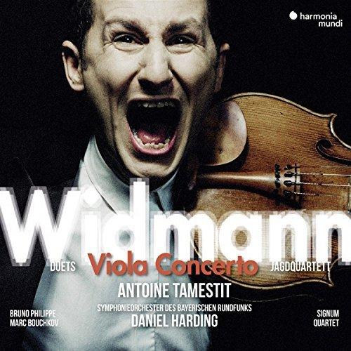 J. Widmann - Widmann: Viola Concerto [CD]