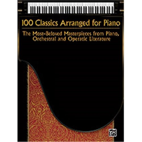 Alfred 00-34917 100 CLASSICS ARR FOR PIANO