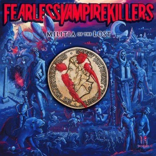 Fvk - Militia of the Lost [CD]