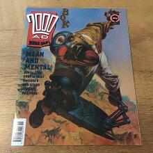 2000AD featuring Judge Dredd 1991 #730 Comic - Used