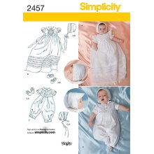 Simplicity Babies Special Occasion-XXS-XS-S-M