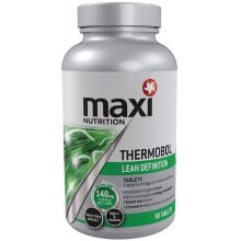 MaxiMuscle Thermobol Fat Metaboliser Capsules, 90 Capsules