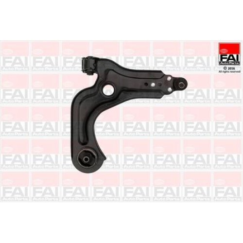 Front Right FAI Wishbone Suspension Control Arm SS588 for Ford Fiesta 1.3 Litre Petrol (10/96-12/98)