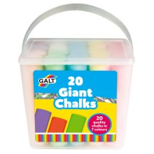 20 Giant Chalks