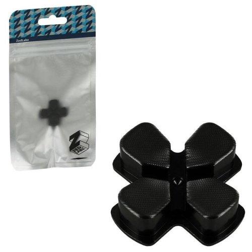 ZedLabz PS4 Metal Directional Arrow Button   Black PS4 D-Pad Button