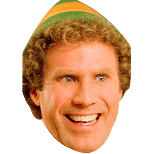 Will Ferrell Christmas Movies Stars 2018 celebrity Party Face Fancy Dress