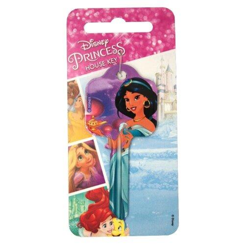 Disney Princess Jasmine From Aladdin Universal UL2 6-Pin Cylinder Key Blank