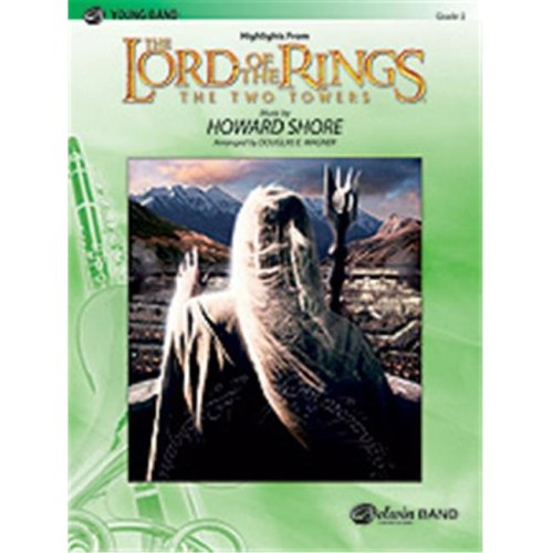 Alfred 00-CBM03005 LORD OF THE RINGS: TWO TOWERS-CB