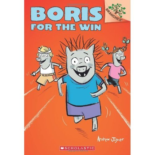 Boris for the Win (Boris (Scholastic))